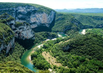 SEJOUR RANDONNEES en Sud Ardèche à partir de 15 pers.