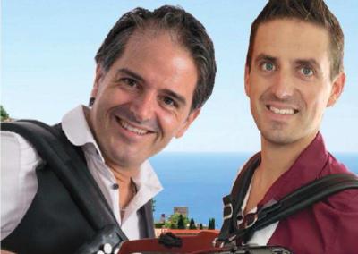 La Sicile avec Silvere Burlot et Mickael Richard du 24 au 31 mai 2019