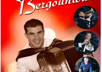 La Costa Blanca AVEC L'orchestre CEDRIC BERGOUNIOUX et ses 4 musiciens
