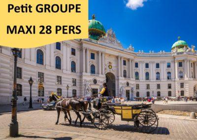 VIENNE – BRATISLAVA et BUDAPEST du 5 au 12 juillet 2021