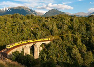 ANDORRE et le petit train jaune du 25 au 31 août 2019