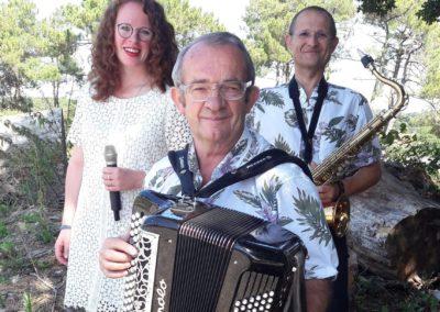Orchestre JEAN PIERRE RAULT – Tyrol du 1er au 8 septembre 2020