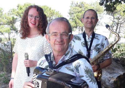 Orchestre JEAN PIERRE RAULT – Tyrol du 31 août au 7 septembre 2020